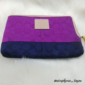 Coach Mini Tablet Case